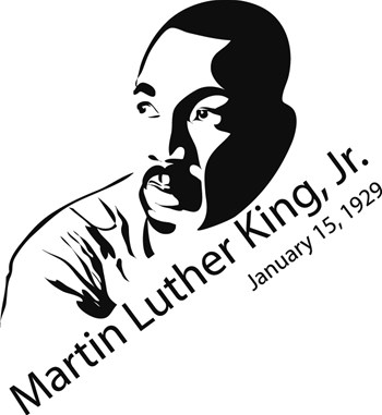 Picture of Martin Luther King