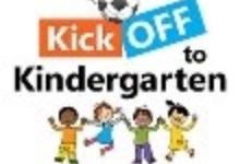 """""""Kick off to Kindergarten"""" with children dancing"""