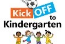 Kick off to Kindergarten with children dancing and holding hands